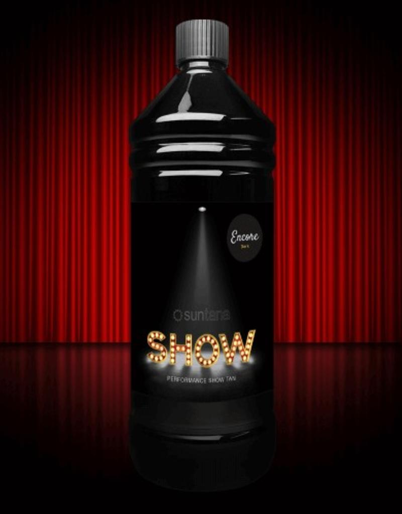 Suntana Suntana V- Dark Tan (12% DHA) / Show Tan Encore - Spray Tan vloeistof