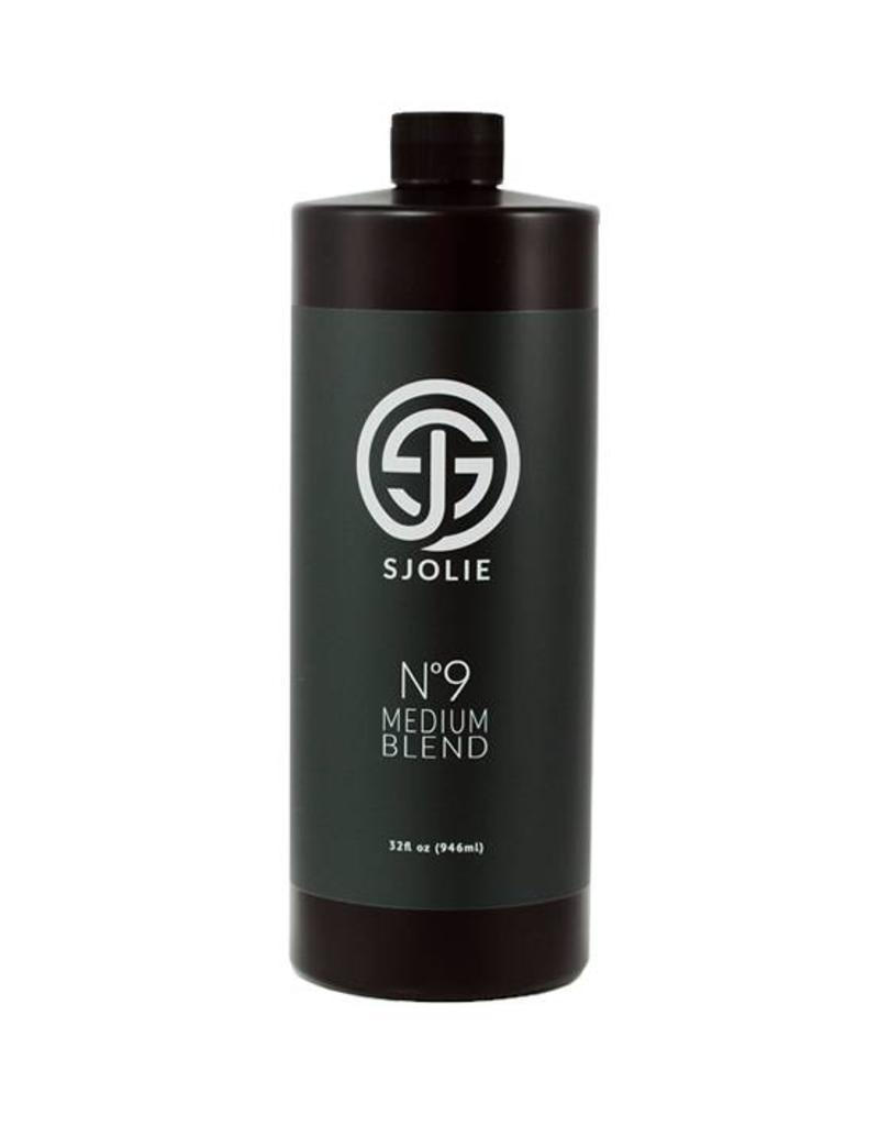 Sjolie Sjolie № 9 - Medium Tan - Spray Tan vloeistof