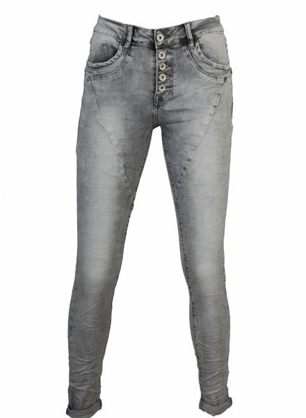 Jeans Toxik Grey