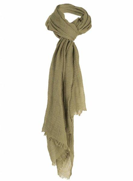 Sjaal basic Lisa Groen