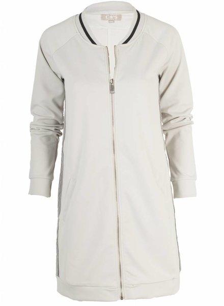 Jacket Levi lichtgrijs