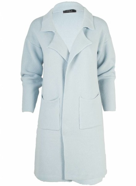 Rebelz Collection Vest Aya babyblauw
