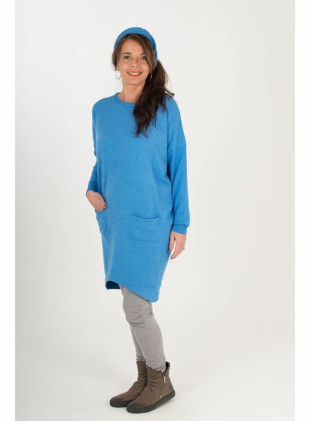 Rebelz Collection Tuniek Nena blauw