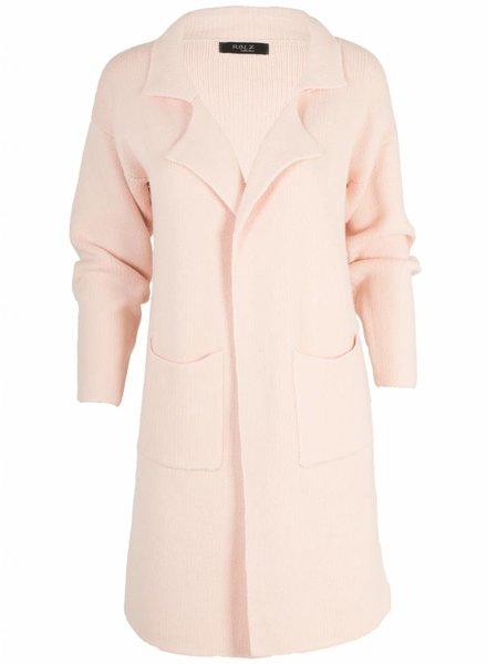 Rebelz Collection Vest Aya roze
