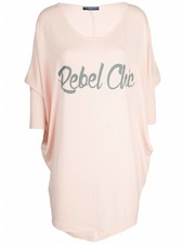 Gemma Ricceri Shirt Rebel Chic rose