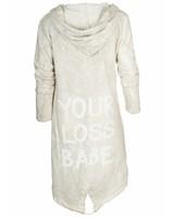 Gemma Ricceri Vest Loss Babe beige