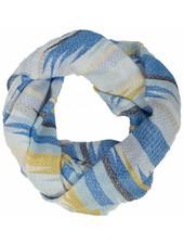 Sjaal Betty blauw