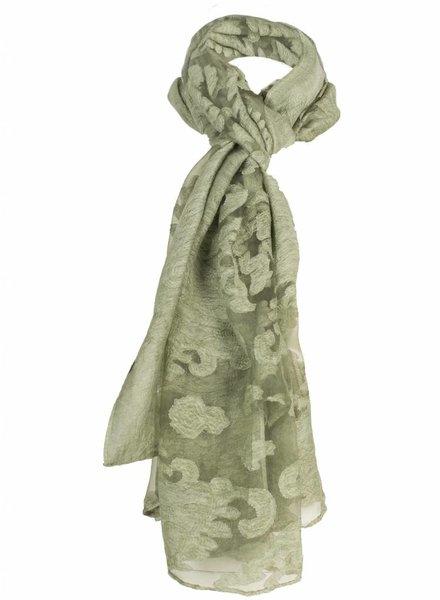 Sjaal Chique groen