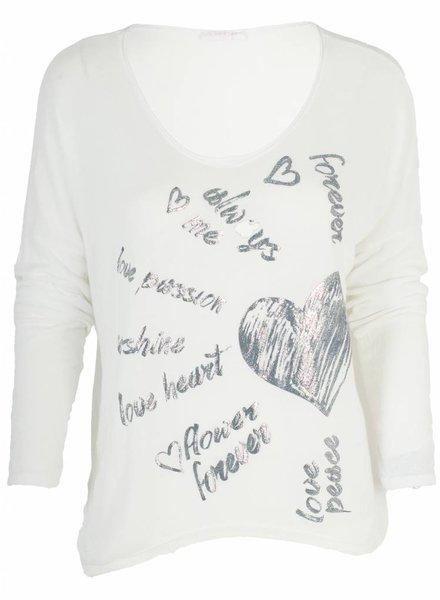 Gemma Ricceri Shirt Always wit