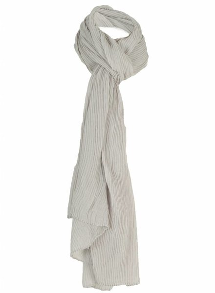 Sjaal Amara grijs