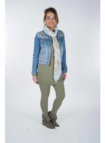 Gemma Ricceri Comfy set Isabel groen
