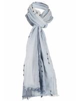 Sjaal Teny blauw