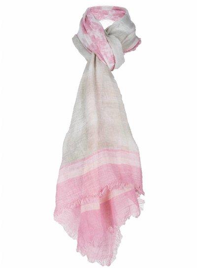 Sjaal America roze