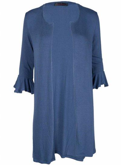 Vest Manon blauw