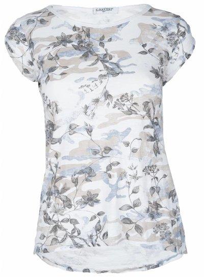 Gemma Ricceri Shirt bloem