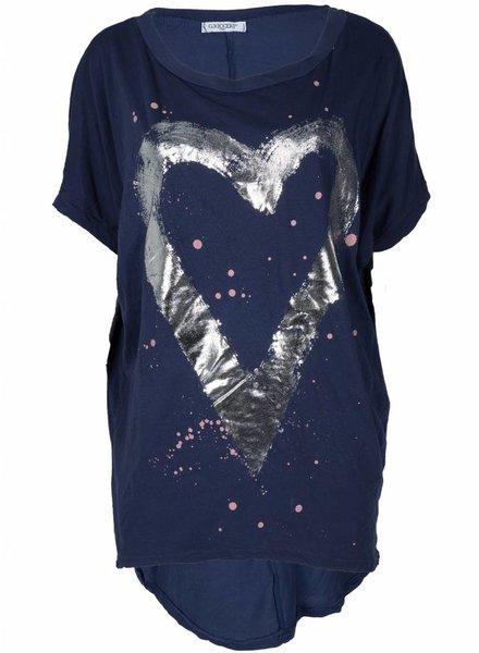 Gemma Ricceri Shirt Nienke Navy