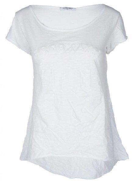 Gemma Ricceri Shirt Brooklyn 3D wit