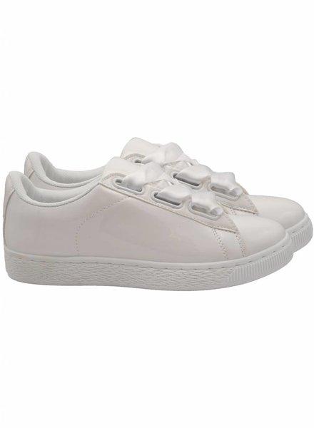 Sneaker Shine wit
