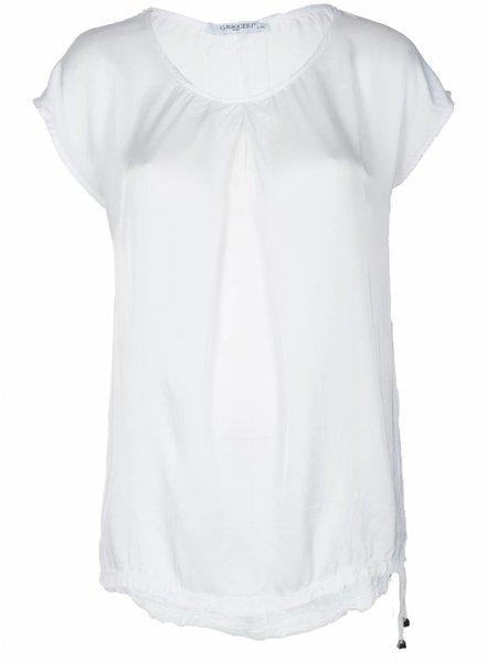 Gemma Ricceri Shirt Fenne wit