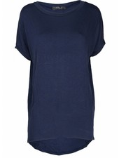 Rebelz Collection Shirt Big basic blauw