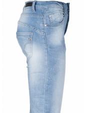 Place du Jour Jogging jeans Ibis licht