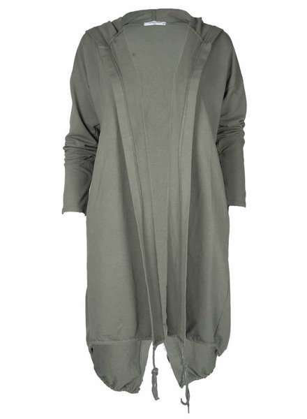 Gemma Ricceri Vest Vintage groen