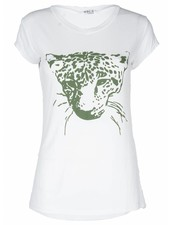 Rebelz Collection Shirt Cats groen
