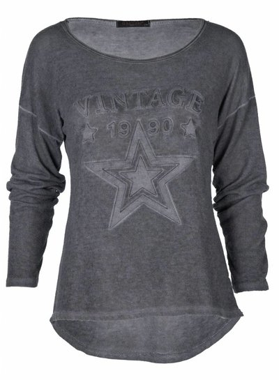 Gemma Ricceri Sweater Vintage grijs
