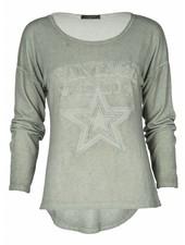 Gemma Ricceri Sweater Vintage groen