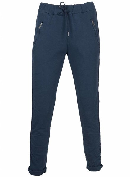 Gemma Ricceri Jogging broek Joy navy