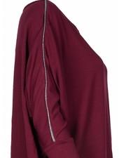 Gemma Ricceri Shirt big Luzia bordeaux