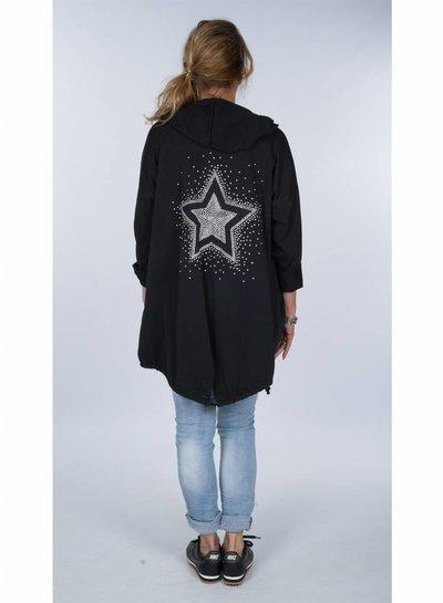 Gemma Ricceri Vest Star zwart