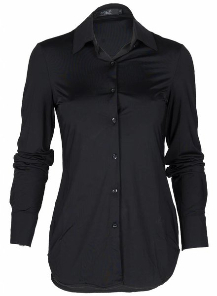 Rebelz Collection Blouse Travel zwart