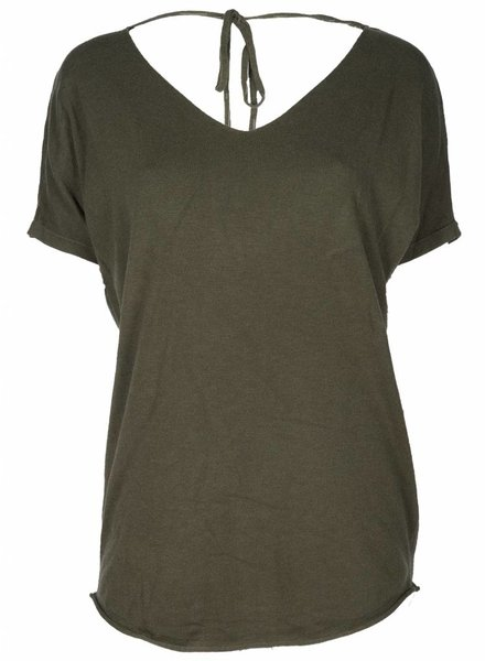Gemma Ricceri Shirt Alita army