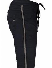 Place du Jour Jogging jeans Rosita zwart