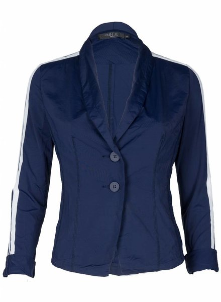Rebelz Collection Blazer travel Jemisa blauw