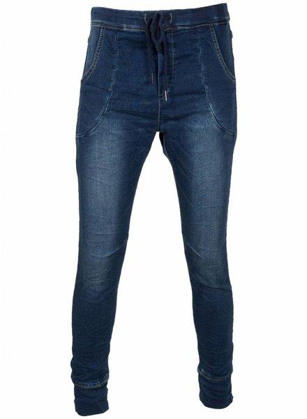 Place du Jour Jogging Jeans Virgil blauw