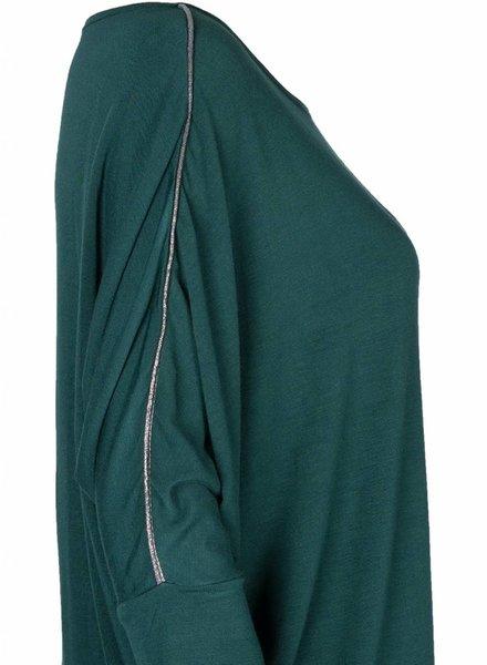 Gemma Ricceri Shirt Big Luzia groen