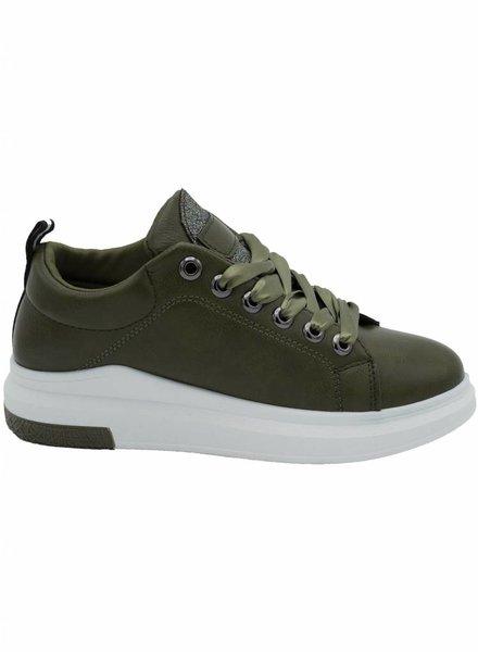 Sneaker Cirkle groen