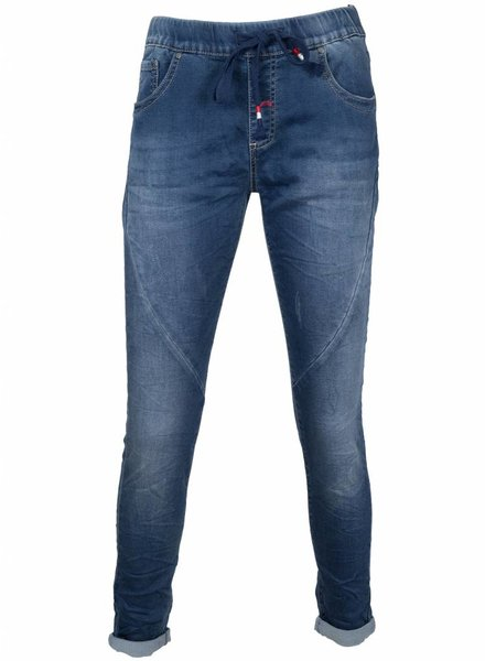 Jogging jeans Charlie blauw