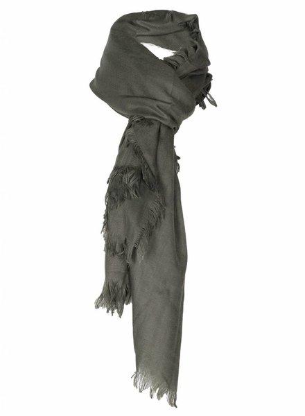 Sjaal Francis groen