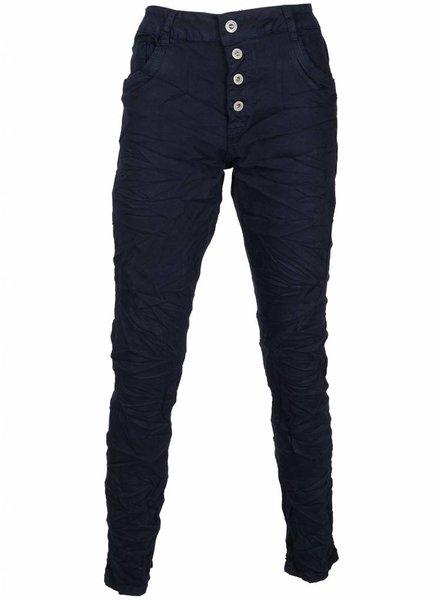 Karostar Jogging jeans Linda blauw