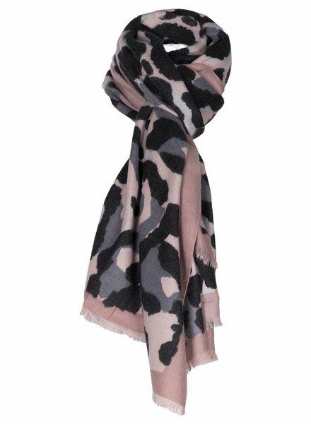Sjaal Jacky roze