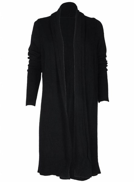 Gemma Ricceri Vest Quinty zwart