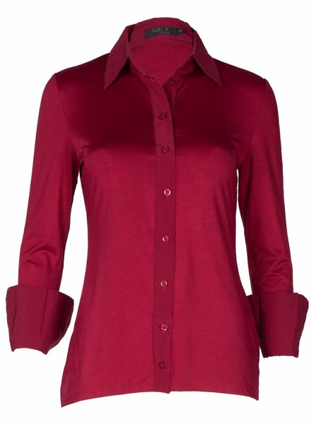 Rebelz Collection Blouse Melody bordeaux