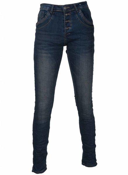 Place du Jour Jogging jeans Pam blauw