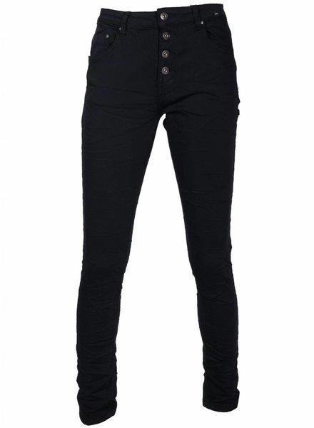 Place du Jour Jogging jeans Aniek zwart