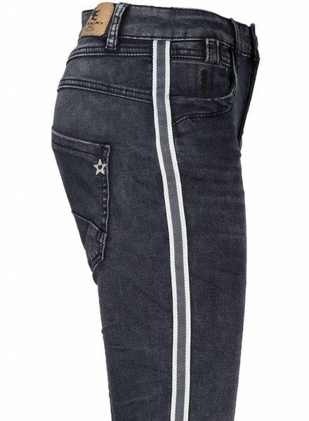 Lexxury Jogging jeans Klara grijs