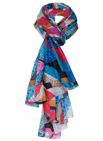 Sjaal Romana bont