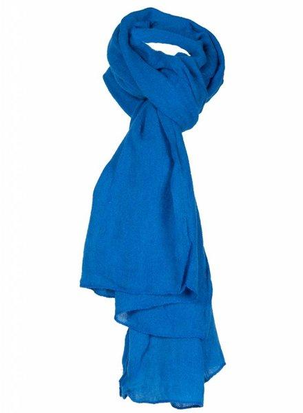 Sjaal Emma kobalt